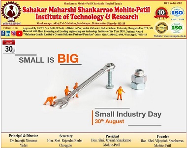 38 Small Industry day