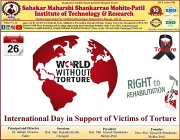 International Day in Support of Victim of Torture